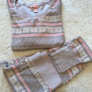 "Victoria's Secret Long John PJ""s"